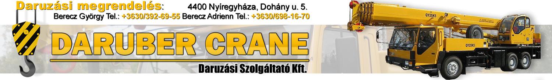 Daruber Crane
